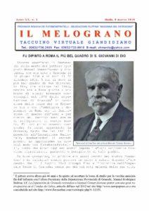 Il Melograno - Marzo 2018